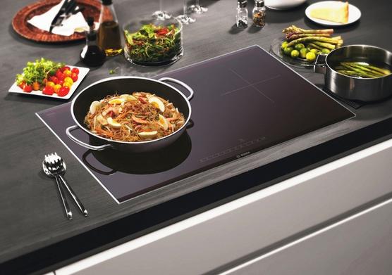 Bếp từ mang đến không gian hiện đại, sang trọng cho gian bếp của bạn