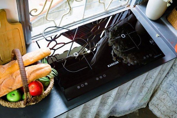 Bếp điện nhập khẩu từ Đức thương hiệu Kanzler