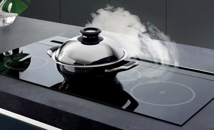 Bếp từ tiết kiệm điện hơn so với bếp gas, bếp điện